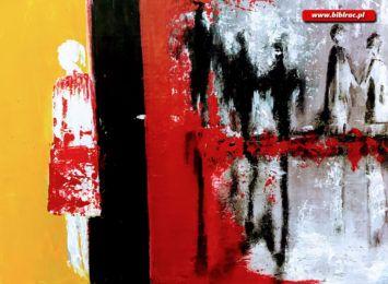 Biblioteka zaprasza na wernisaż wystawy malarstwa Anny Żychskiej