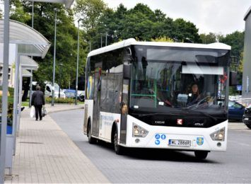 Opóźnienia na liniach 40 i 41 w powiecie wodzisławskim, chodzi o trasę autobusową do Raciborza