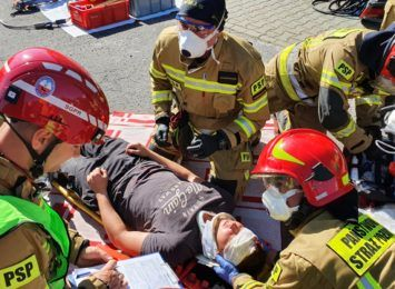 IV Zawody Ratownictwa Technicznego o Puchar Śląskiego Komendanta Wojewódzkiego Państwowej Straży Pożarnej [FOTO]