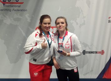 Justyna Pietrykowska 4. na świecie w trójboju siłowym