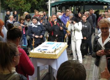 Osoby z niepełnosprawnością intelektualną świętują w Rybniku-Kamieniu [FOTO]