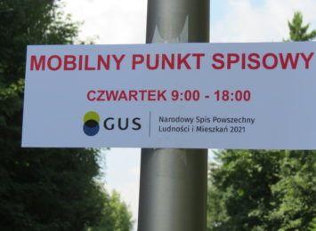 Mobilne punkty spisowe także w Jastrzębiu-Zdroju. Sprawdź gdzie i kiedy