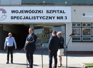 15 milionów pożyczki dla szpitala w Rybniku i apel o kolejne pieniądze