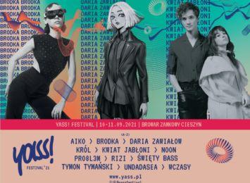 Te nazwiska przyciągają na koncerty. Say Yass - Cieszyn – Mamy dla Was bilety!