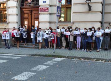 Kolejny protest przed prokuraturą, także w Cieszynie