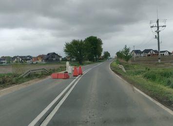 Kierowcy przypominamy: Ruch wahadłowy na drodze Lubomia-Racibórz