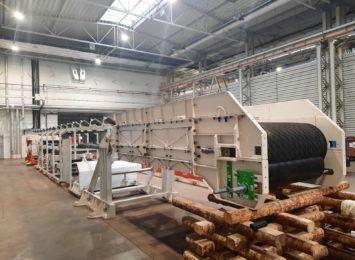 Jastrzębskie Zakłady Remontowe wyprodukowały pierwsze przenośniki taśmowe