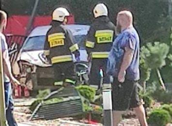 Śmiertelny wypadek na Rajdzie Śląska. W Chybiu zginęła pilotka jednej z załóg