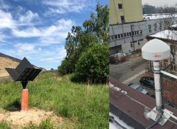 """System radarowy na Zabytkowej Kopalni """"Ignacy"""" i hałdzie """"Szarlota"""" powie, jak zmienia się teren Górnego Śląska"""