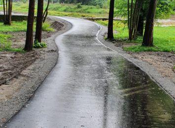 Nowa ścieżka rowerowa w Ustroniu. Gdzie przebiega szlak?