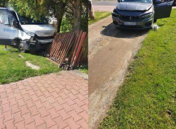 Samochód bez kierowcy jechał Wodzisławską w Czyżowicach