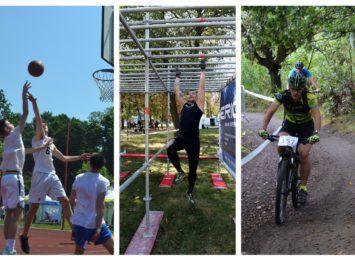 Kolarstwo, biegi i Nordic Walking. Sportowy weekend w Rybniku