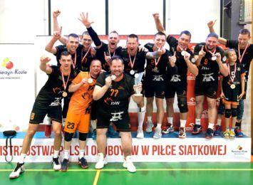 XXV ORLEN Mistrzostw Polski Oldboyów. Jastrzębianie przywieźli dwa medale