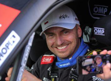 Kajetanowicz drugi w Rajdzie Hiszpanii. Polacy nowymi liderami kategorii WRC 3!