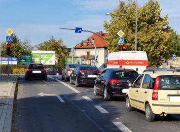 Dlaczego zniknęła część sygnalizacji świetlnej na skrzyżowaniu ulic Sybiraków i Mikołowskiej w Rybniku?