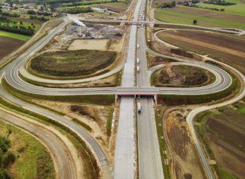 Jak idą prace na A1? Autostrada jest już gotowa w 80%