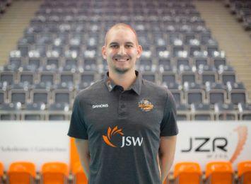Jastrzębski Węgiel ma nowego zawodnika. Do zespołu dołączył Krzysztof Bieńkowski