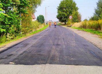 Jastrzębie-Zdrój: Prawie kilometr nowej drogi [WIDEO]