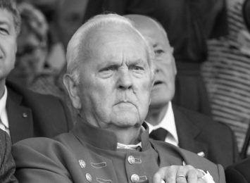 Zmarł Jerzy Malik, burmistrz Skoczowa w latach 1998 - 2006