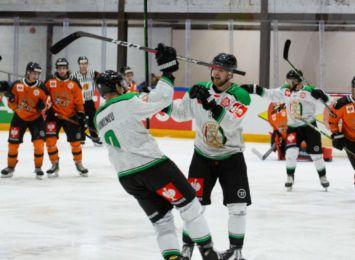 Zwycięstwo na pożegnanie z Ligą Mistrzów. JKH GKS pokonał mistrza Norwegii Frisk Asker 7:3