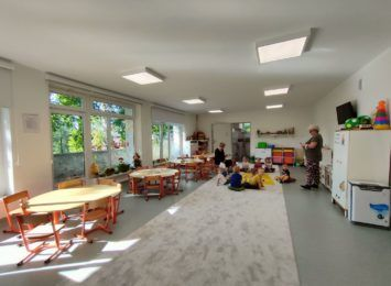 Nowe przedszkole gotowe. Zakończył się remont placówki nr 3 przy ulicy Piastów w Jastrzębiu