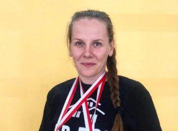 Wodzisław Śląski: Sandra znów ze złotem!