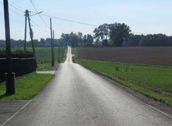 Koniec pierwszego etapu remontu gminnych dróg w Pawłowicach [FOTO]