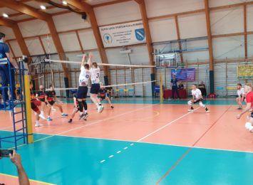 TS Volley znów bez punktów. Przegrał z MOSiR-em Jasło 1:3 [FOTO]